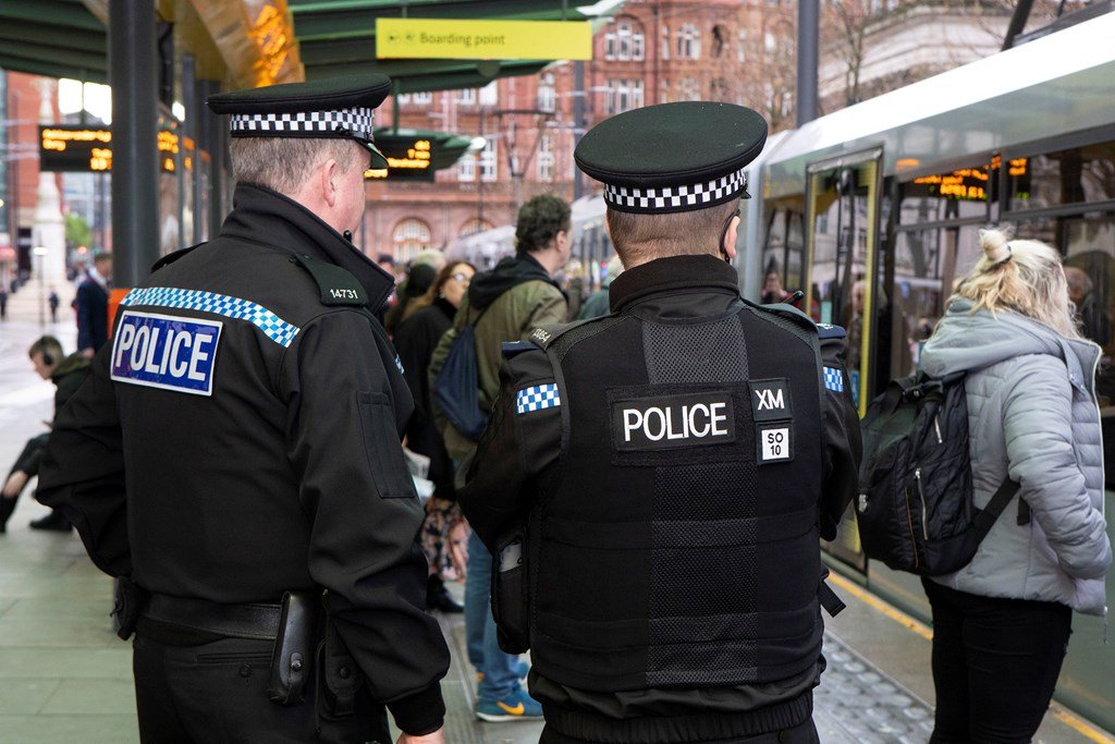 Knife Crime in Manchester Report