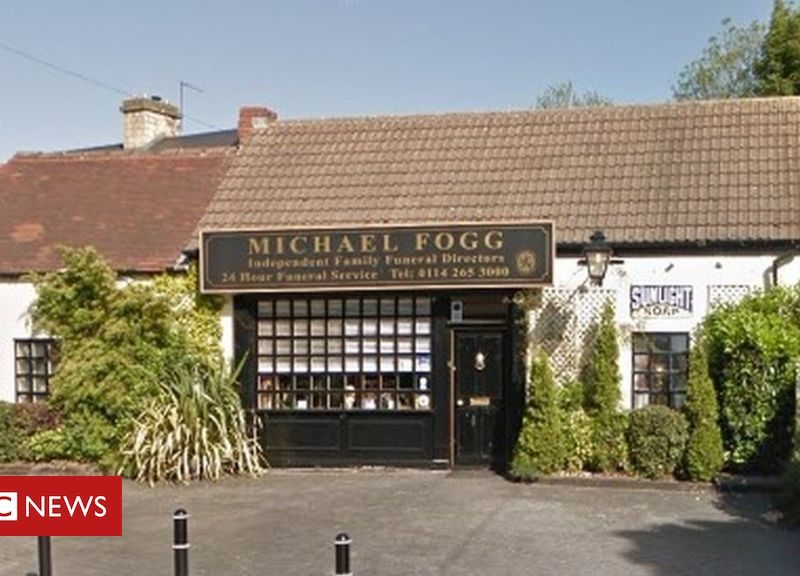 Funeral Director Plans 'Knife Drop-Off Point' in Sheffield