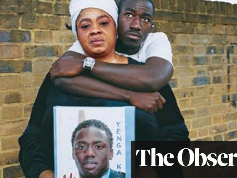 Remembering the Victims of Knife Crime: Kodjo Yenga