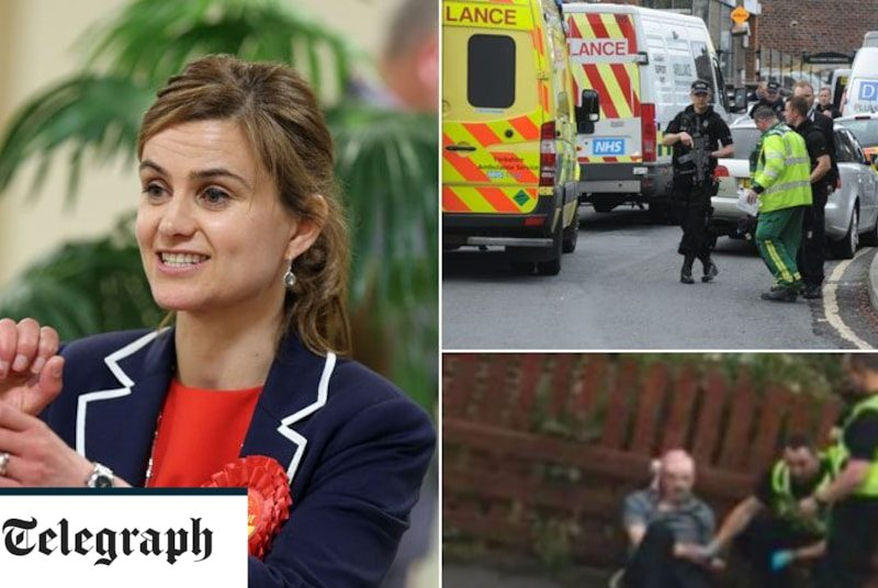 The Assassination of Jo Cox MP