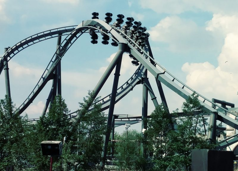 Panic at the Park: Thorpe Park Stabbing